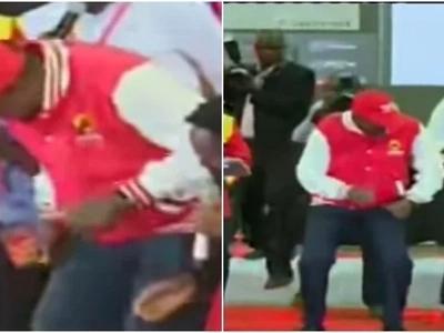 Nimelaghaiwa jameni na Rais Uhuru Kenyatta – msanii alia