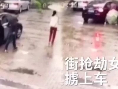 Foiled kidnapping! Brave young woman fights off kidnappers and escapes their clutches