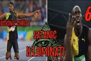 Preacher claims Usain Bolt is a devil worshiper, gives