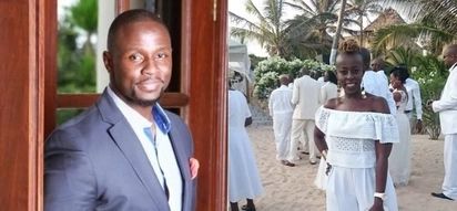 John Allan Namu confesses he cheated on his girlfriend with his current wife