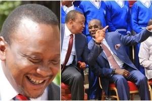 Billionaire businessman hands Jubilee a MAJOR re-election boost