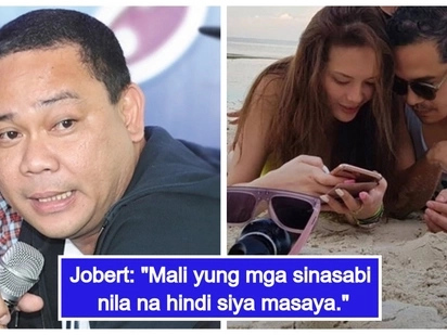 Mabibigat na rebelasyon! Jobert Austria breaks his silence on rumors about John Lloyd Cruz & Ellen Adarna