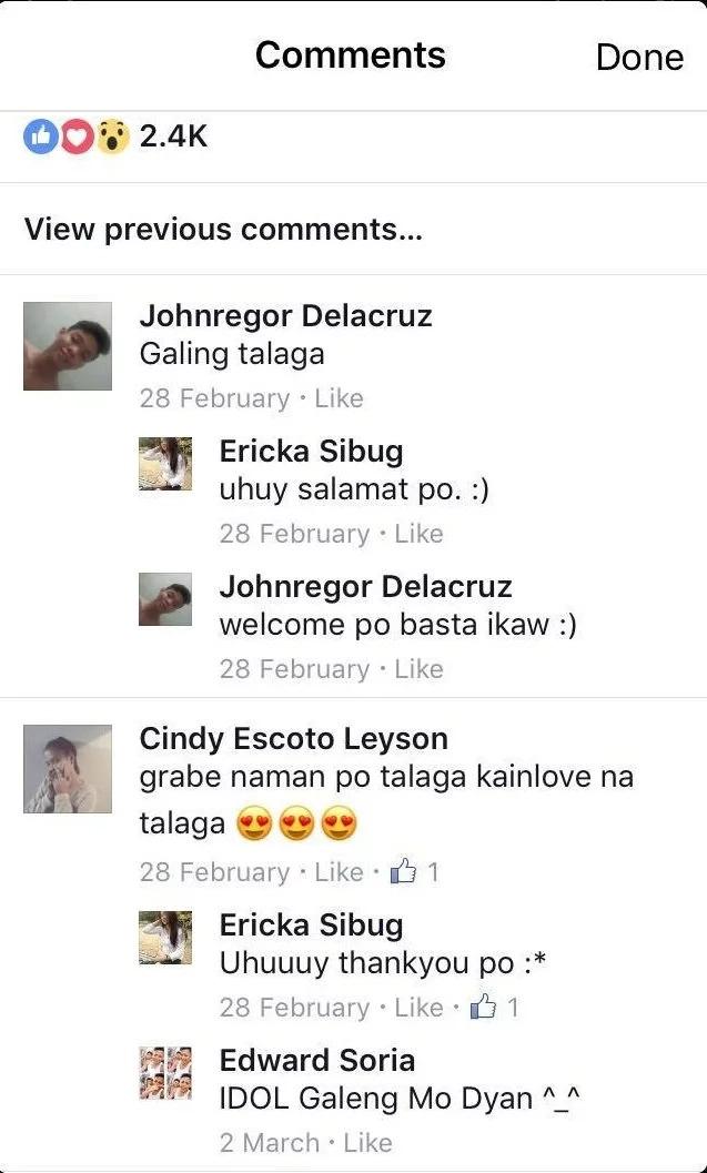 Ang galing ng choreography ni Ate. Ginalingan eh! Must watch!