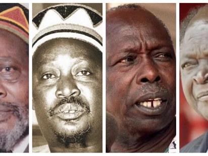 16 powerful leaders who shaped the future of Kenya