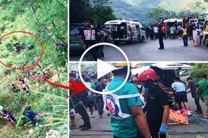 At least 32 people died in a tragic bus accident in Nueva Ecija. Learn the shocking details & watch the video of the rescue operation!