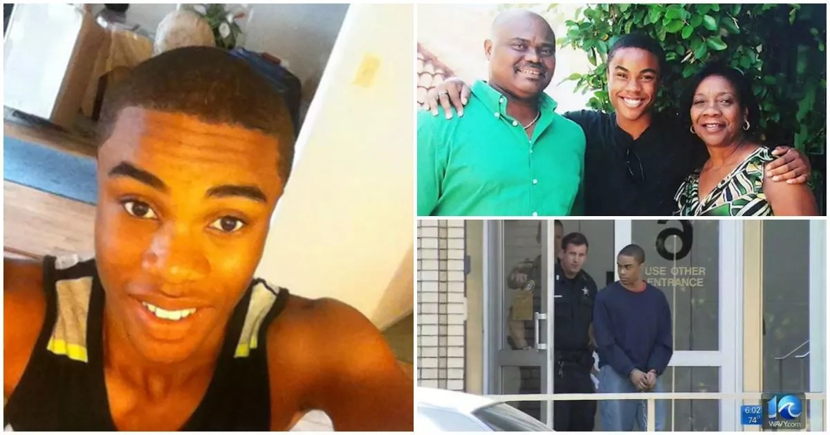 This 16-year-old boy kills his parents because they couldn't accept that he was gay (photos)