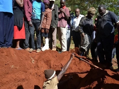 Pain for Bungoma family as man disowns dead wife