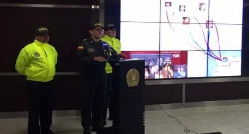 Policía requisa exhaustivamente cárcel de Riosucio