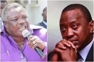 Atwoli: Uhuru and Ruto lost their friends during primaries
