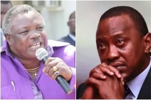 I have never compared Raila to Uhuru Kenyatta's father – Francis Atwoli reacts after being implicated in post demeaning the President