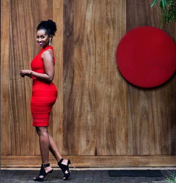 Photos that reveal former Tahidi High actress Tanya's beauty