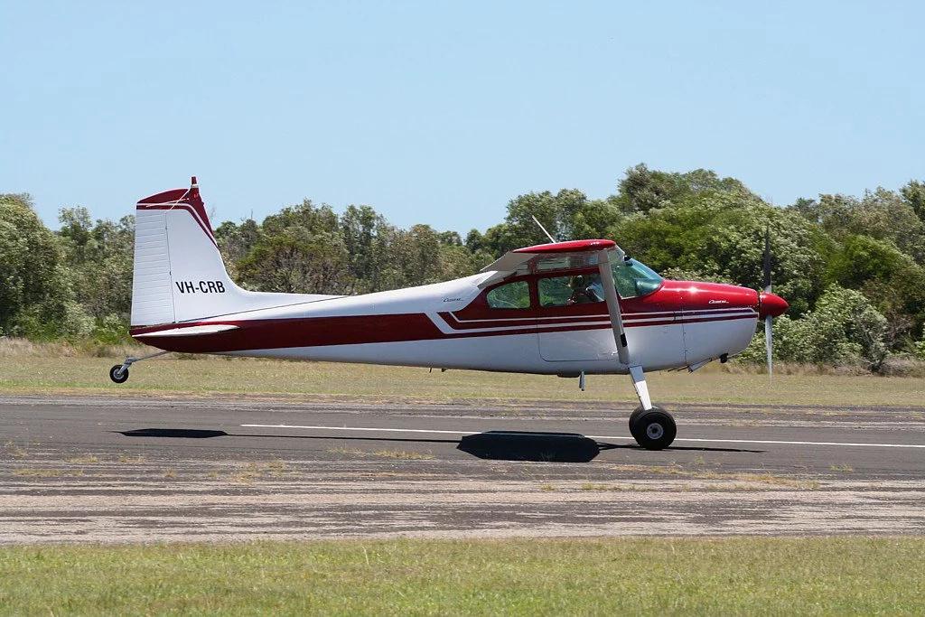 Avioneta desaparecida con cinco tripulantes