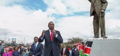 Kenyatta completely avoids politics in his Mashujaa's message, honours ALL Shujaa
