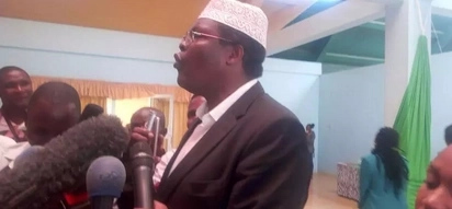 No shower in five days and sleeping on cement - Miguna Miguna's experience inside Kenyan cells