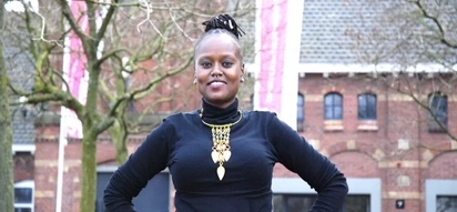 """I can be attacked at any time:"" Meet woman, 28, on a mission to fight for gay rights in Kenya (photo)"