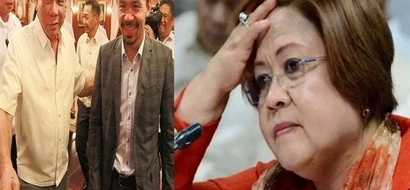 Pinagtulungan! De Lima has no doubts Duterte is behind Senate ouster