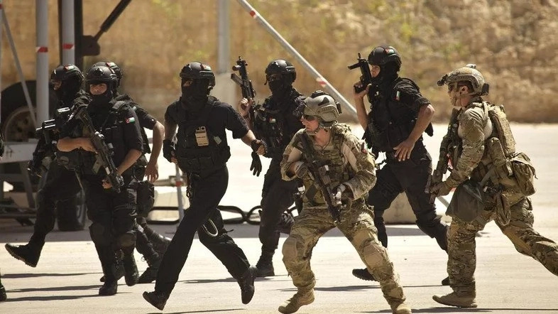 US special forces