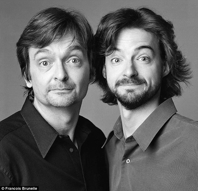 Photographer takes photos of strangers with identical faces