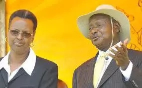 See The 'Mpango wa Kando' Yoweri Museveni Runs To When His Wife Annoys Him