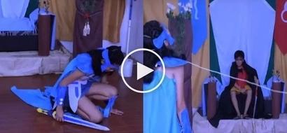 Bongga ng mga bagets! Pinoy kids share amateur remake of Encantadia 2016