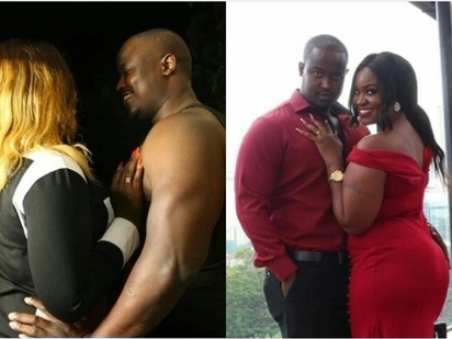 Mishi Dora's ex hits out at the outgoing Nairobi diaries star by suggesting she has no brain