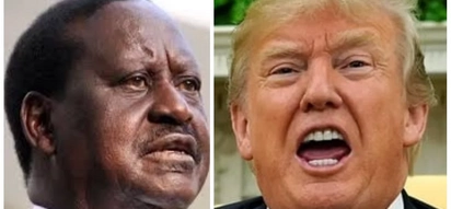 """Raila demands an apology from Trump as storm brews over racist """"shithole"""" remarks"""