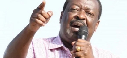 Days after teaming up with Raila, Mudavadi now savagely attacks Ruto