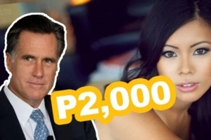 American billionaire who married a Filipina opens a website that offers visitors $50 or more than P2K if you're a Filipino