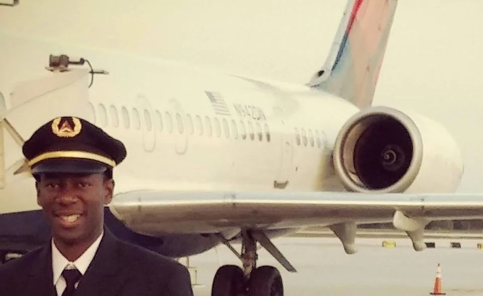 A 31-year-old man from Liberia is the youngest captain at one of the WORLD'S largest airlines (photo)