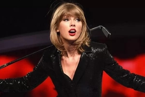 Taylor Swift tops Forbes 100 list