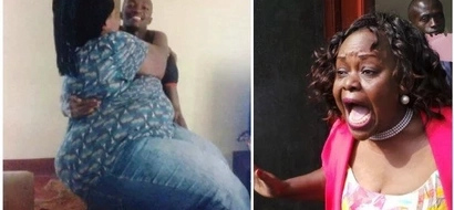 This beautiful photos of a Kenyan man with his girl has left many curious