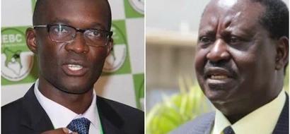 IEBC yamjibu Raila UPESI baada ya madai ya kusajili wapigakura feki