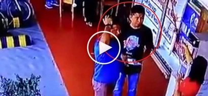 Pinoy cops caught on video allegedly planting shabu evidence in student's pocket in General Santos