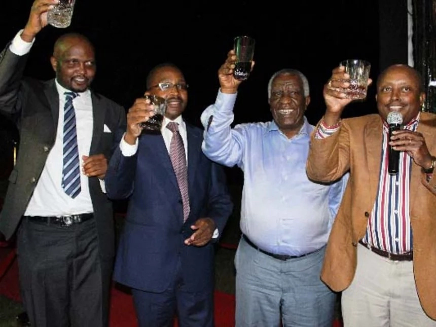 These are the most popular billionaires in Kenya who come from one village