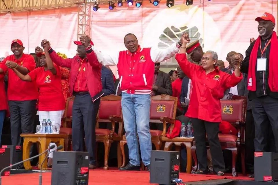 Mpango maalum wa Jubilee kuhakikisha kuwa Rais Uhuru Kenyatta abakia mamlakani