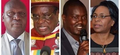 Chuo Kikuu cha Moi chapata Naibu Chansela mpya, Ayiro apigwa teke