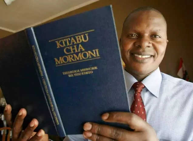 This US-based man has ambitions to become Kenya's next PRESIDENT in this year's elections (photos)