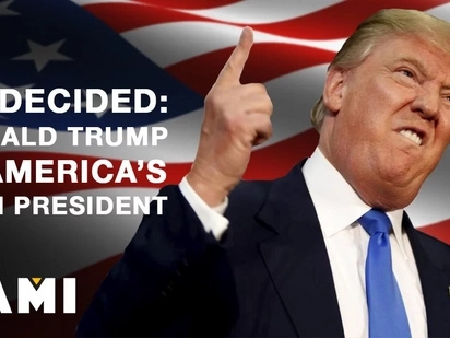 US Decided: Donald Trump is America's 45th President