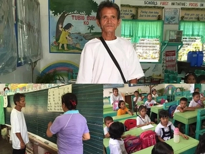 Nakakainspire si Tatay! This old farmer will prove that it's NEVER too late to go back to school