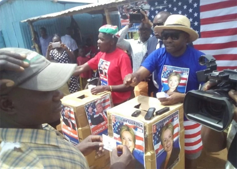 Kogello residents sad after Trump win