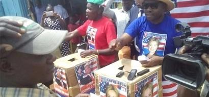 Hizi ndizo hisia za wanakjiji wa Kogelo baada ya Donald Trump kutangazwa mshindi