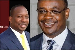 Kidero speaks for the first time after learning of his gubernatorial rival