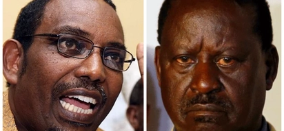 Wiper leader sharply disagrees with NASA on Raila's planned swearing-in