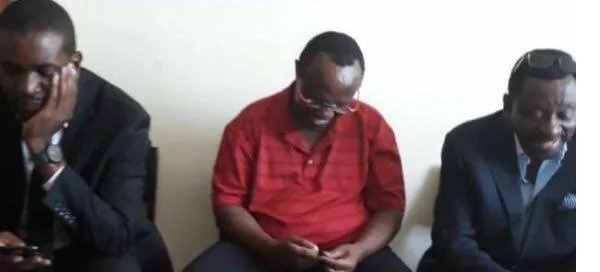 David Ndii to be arraigned taken to Milimani Law Courts