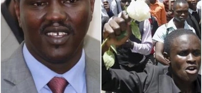 Jubilee governor PANICS as supporters force him to disclose his clearance