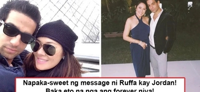 Eto na nga siguro ang forever niya! Ruffa Gutierrez's sweet message to French-Israeli boyfriend may hint at actress finally finding guy worthy of her