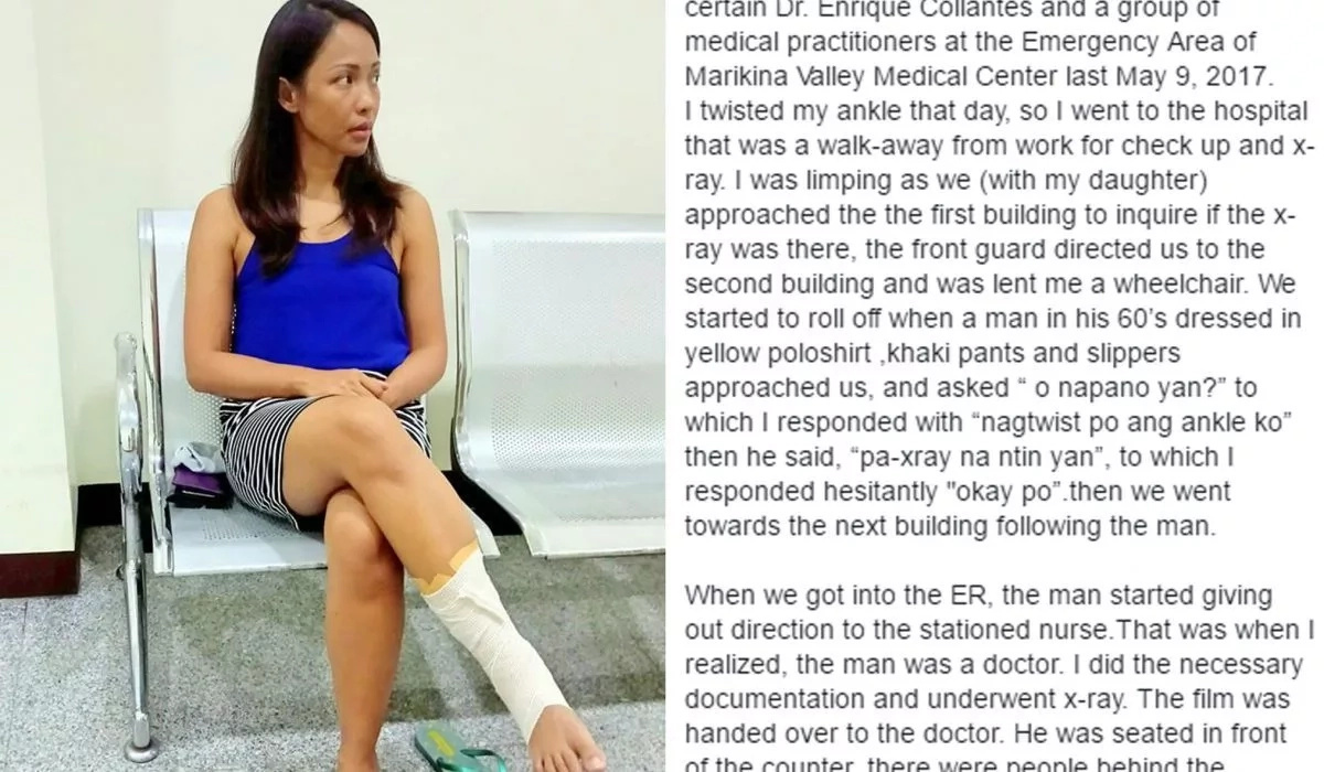 Netizen shares horrible verbal assault from doctor