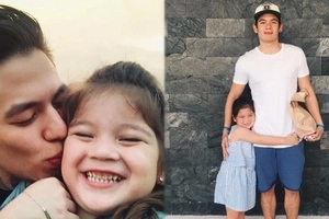 9 charming photos of Ellie with Jake Ejercito that prove she's a daddy's girl