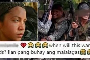 Reporter Chiara Zambrano's 'love story' with a marine who died in Marawi breaks netizens hearts. So tearful!