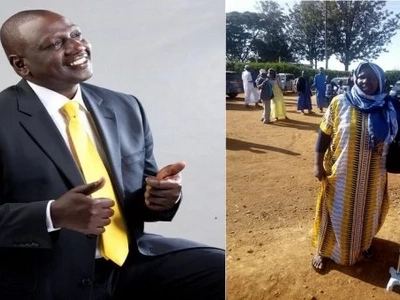 Meet the 'independent' lady who will be William Ruto's MP for the next five years (Photos)